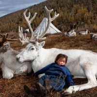 Breathtaking Photos of a Lost Mongolian Tribe