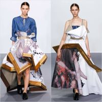 Fashion and Paintings Collide in Viktor&Rolf's Latest Wearable Art Collection