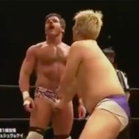 Penis Wins a Wrestling Match