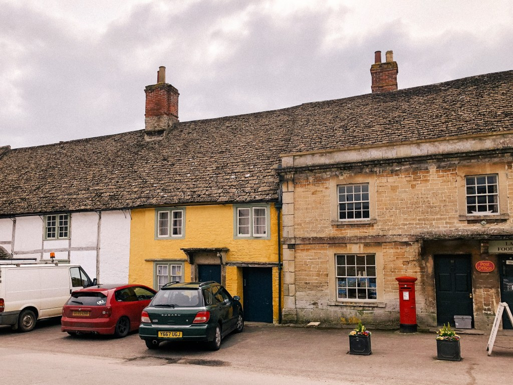 Lacock, Wiltshire, Cotswolds, UK, National Trust, England, English Countryside