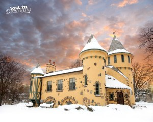 Curwood castle in Owosso