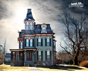 davenport house Saline Michigan