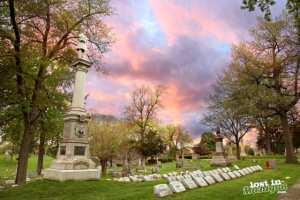 detroit firemans memorial elmwood cemetery