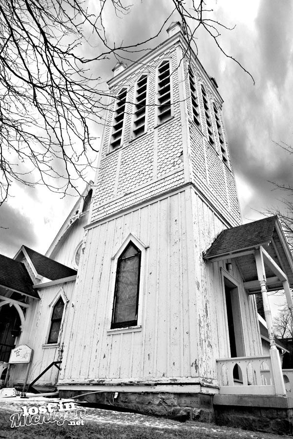 trinity church caro michigan