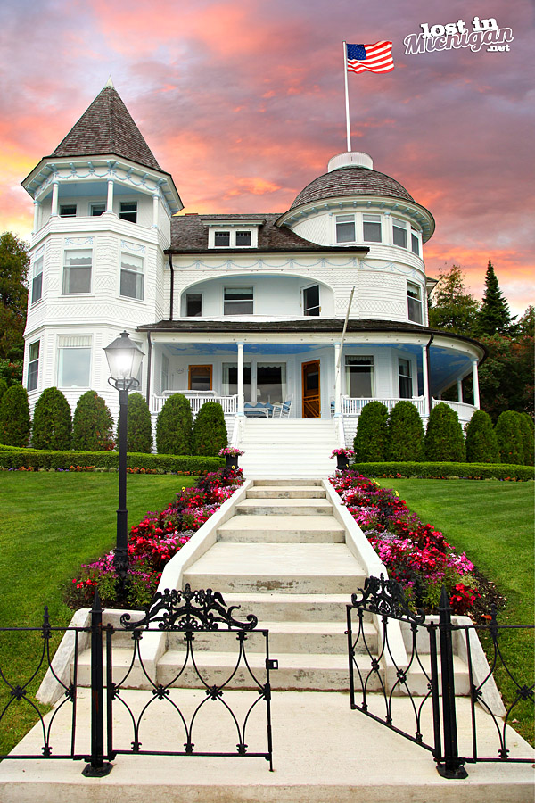 edgecliff cottage mackinac island