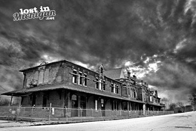 potter street train station 2