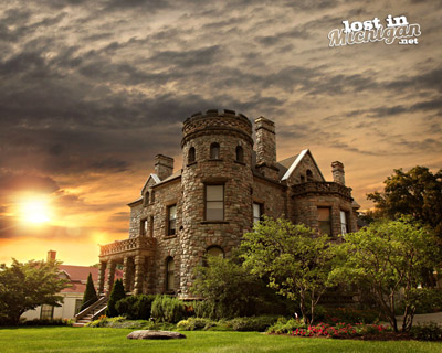 Grand Rapids Castle house