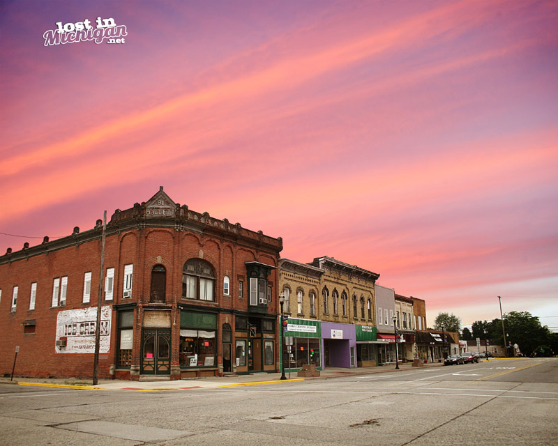 Carson City Michigan And How It Got Its Name Lost In Michigan