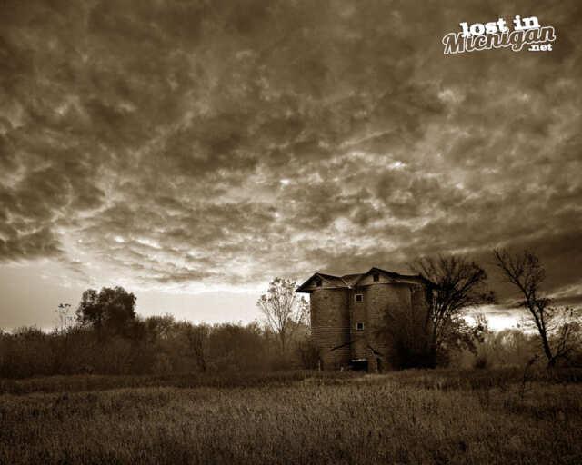 Haunted Silos Plymouth Northville Dehoco, detroit, farm prison