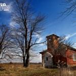 Kingston Michigan old School house