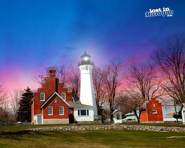 Port Sanilac Lighthouse