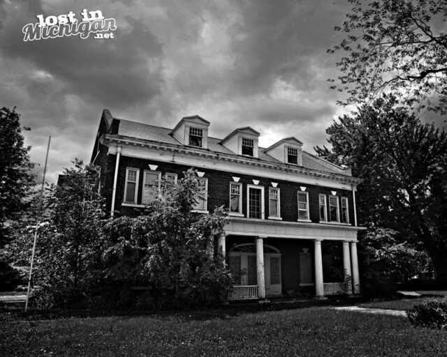 Sleeper Mansion Bad Axe Michigan