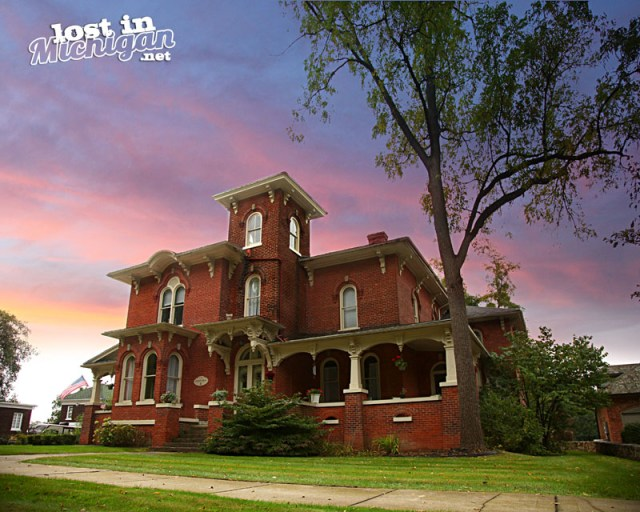 dimmick house owosso michigan