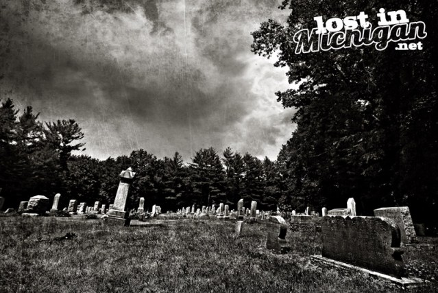Haunted Dice Road Cemetery