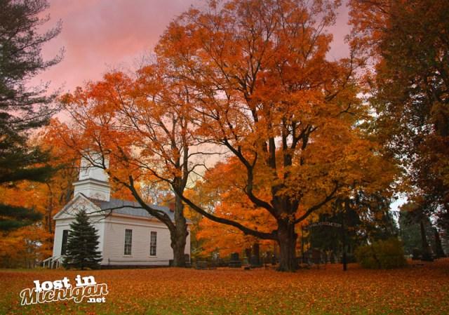 Salem Church Michigan