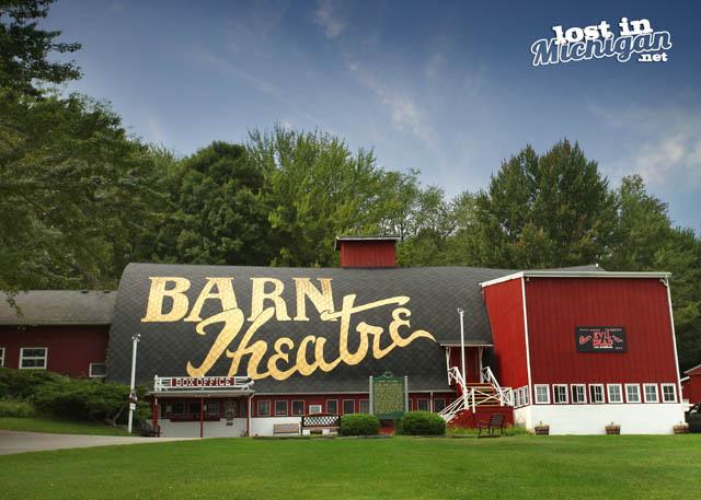 The Barn Theatre - Lost In Michigan