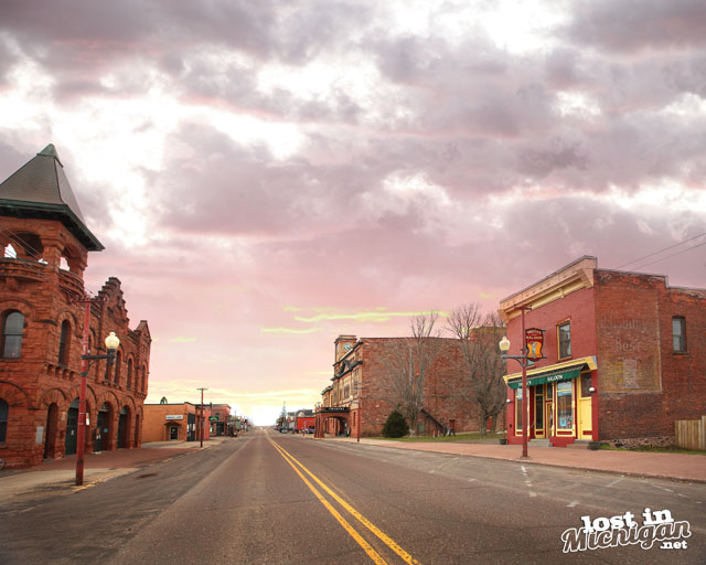 Red Jacket The Biggest Town In The U P You Never Knew About Lost In Michigan