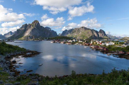 Het wereldberoemde Lofoten, Noorwegen