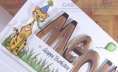Meow - Detail