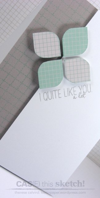 Quite Like You - Detail