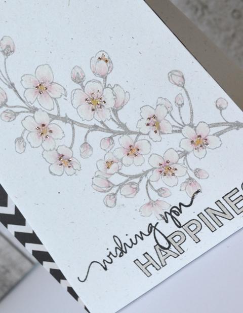 Wishing you Happiness - Detail