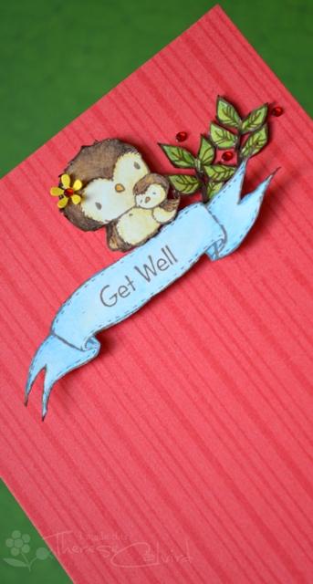 Get Well - Detail