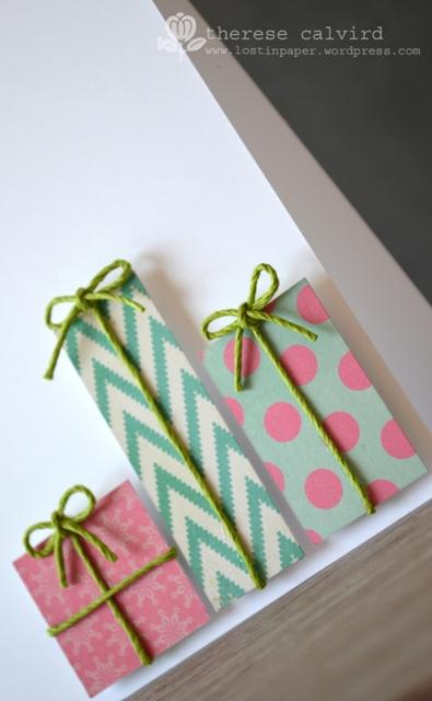 Christmas parcels - 1 Detail