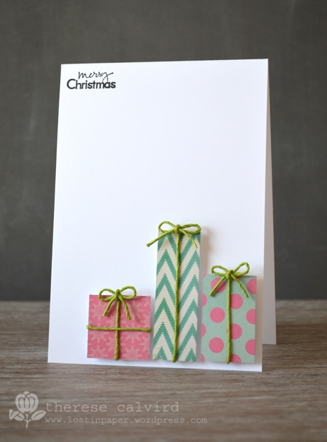 Christmas parcels - 1