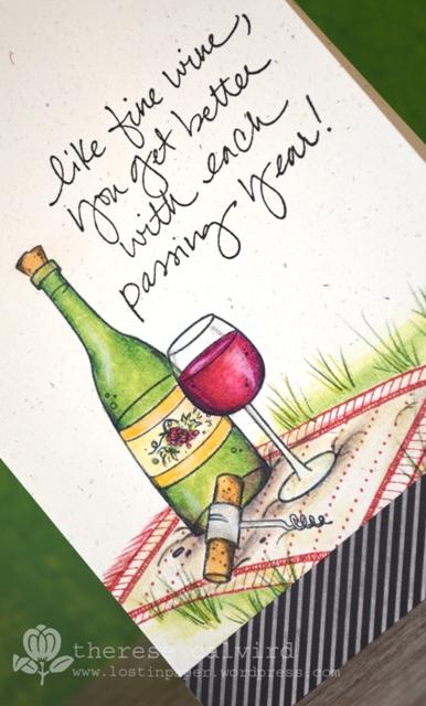 Fine Wine - Detail