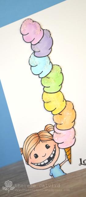 Ice-cream - Detail