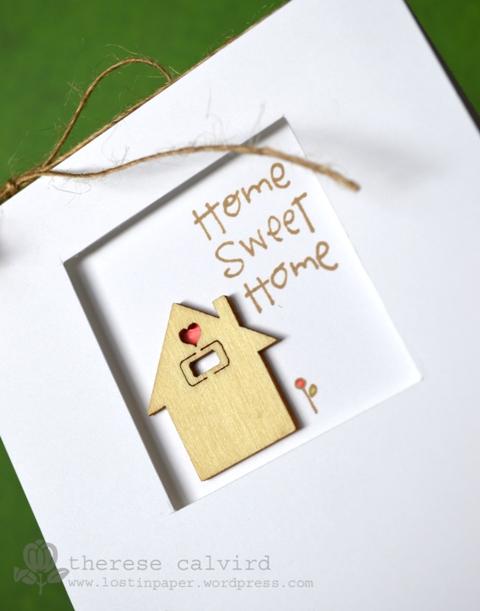 Home Sweet Home - Detail