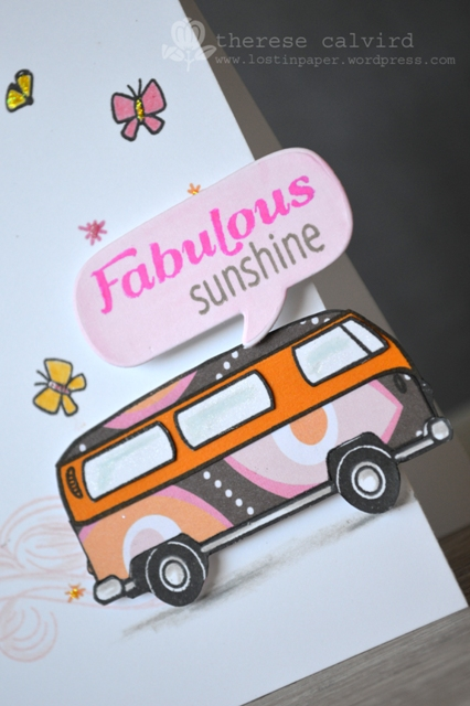 Fabulous sunshine - Detail