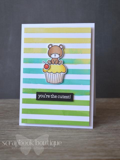 The Cutest Cupcake!