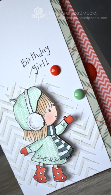 Birthday Girl - Detail