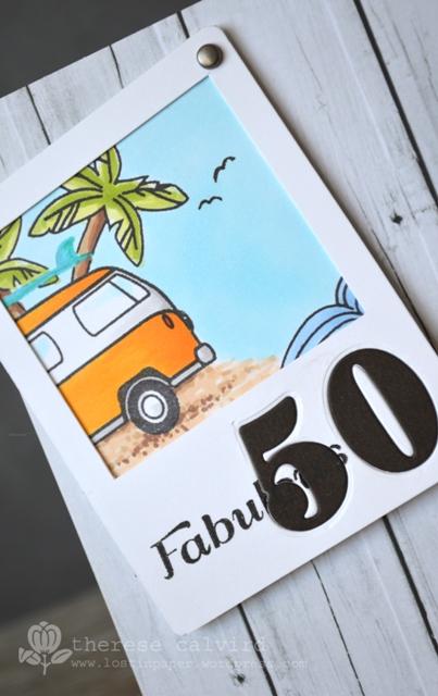 Fabulous 50 - Detail