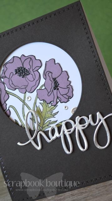 Happy - Detail