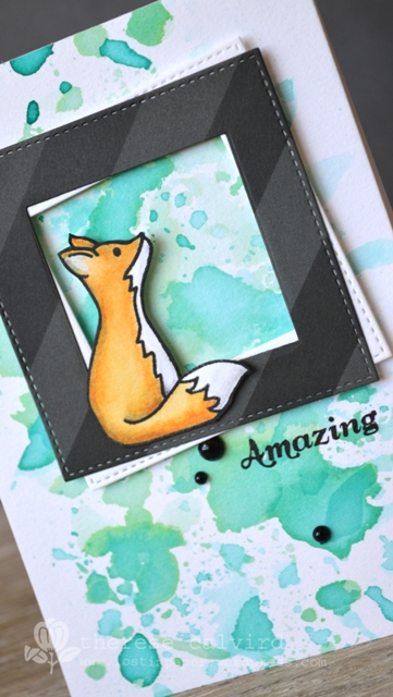 Amazing Fox - Detail