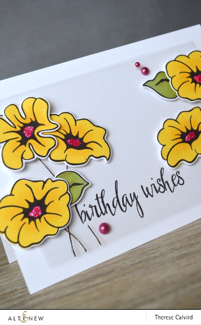 Birthday Wishes - Detail - blog