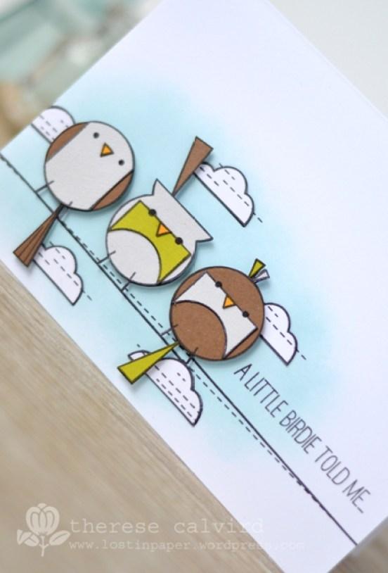 Little Birdie - Detail