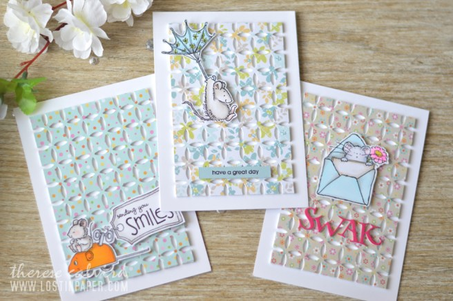 Lostinpaper - Penny Black - Gimme 5 Summertime Critters 1