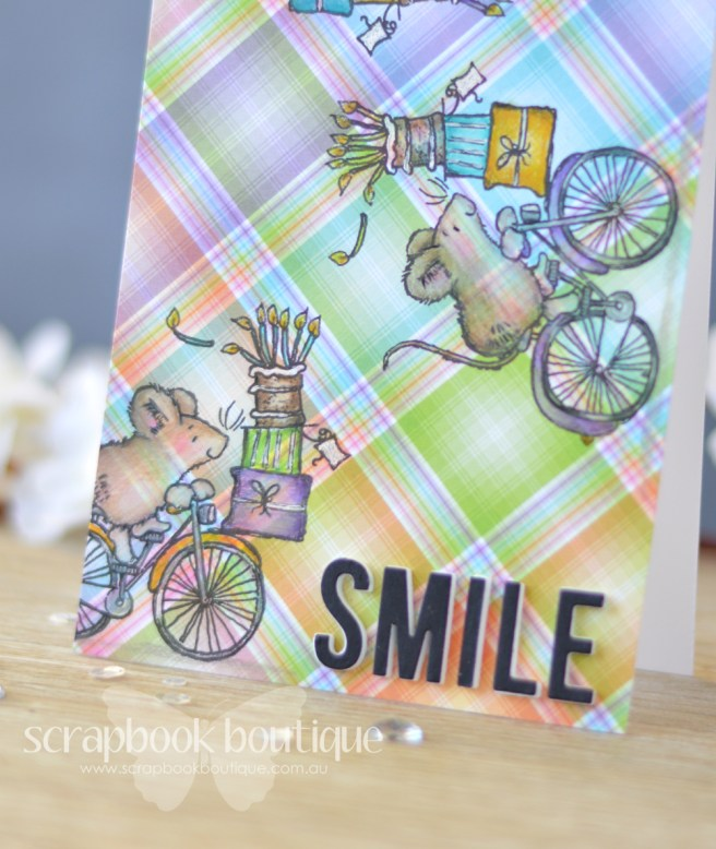 Lostinpaper - Penny Black - Time to Celebrate - MFT - Words for Friends- Lawn Fawn (card video) 1
