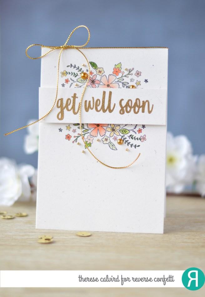 Lostinpaper - Reverse Confetti - Banner in Bloom - Sentiment Essentials (card) 1 copy