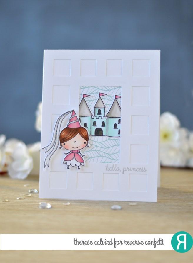 Lostinpaper - Reverse Confetti - Magical Day - Squared Off Cover Panel - Under the Umbrella (card) 1 copy