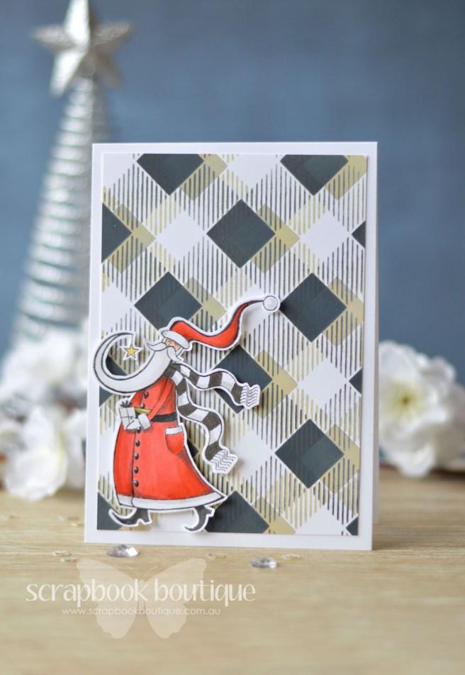 Lostinpaper - Penny Black - North Pole Treasures- Echo Park (card video) - Copy