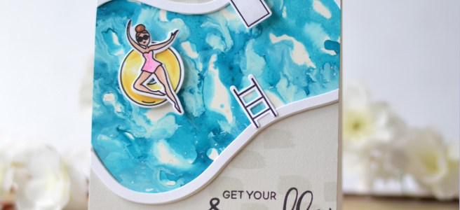 Lostinpaper - Essentials By Ellen - Spread the Sparkle - Avery Elle - Splash (card video)