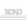 Stitched xoxo 51-486