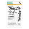 Big Thanks Words