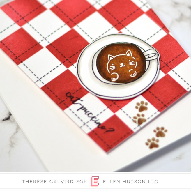 Lostinpaper - Ellen Hutson - Latte Love (card video) 1 copy