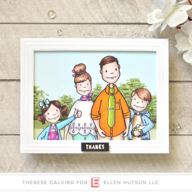 Lostinpaper - Masking a Leading Family Photo - Ellen Hutson (card) 1 copy