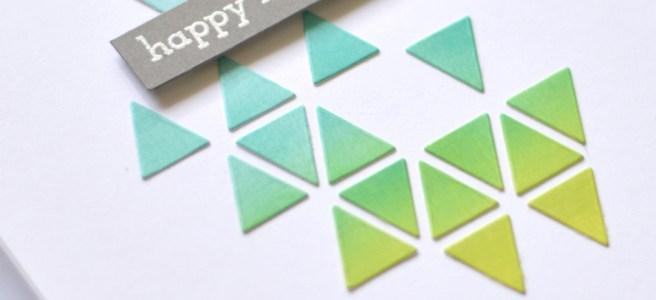 Lostinpaper - SSS - Triangle Element (card video) 1